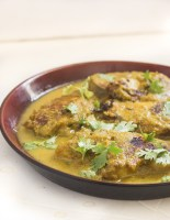 Fish Masala Recipe is another of the seafood variety that is made in Pakistani Style. The fish is first fried with spices before dropping in the masala.