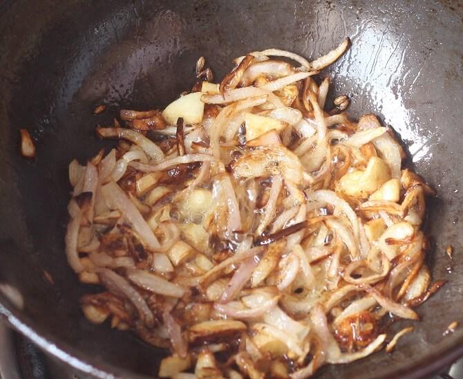 tadka prepared for masoor dal recipe