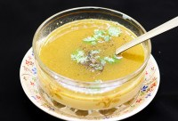 Mutton Soup recipe is a soup made from the bones of lamb. It is a clear soup that is very delicious and tasty. The Traditional Mutton Soup in South Indian Style is how my Ammi would make it.