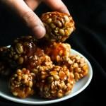 Kadalai Urundai, Verkadalai urundai, Peanut Chikki Balls