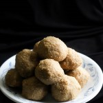Urad Dal Ladoo (Ulundu Ladoo Recipe) a very famous and healthy dessert. The urad dal ladoo is known as ulundu ladoo in tamil and minapa sunnundalu in Telugu.