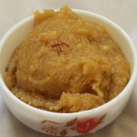 Badam Halwa Recipe or the almond halwa recipe is another of the dessert recipes that is delicious.
