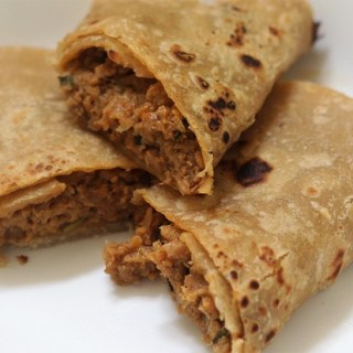 Simple mutton keema roll is a very easy recipe that is perfect for tiffin box. Making this dish is so easy and tastes so delicious.