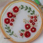 stitch along 2 pattern