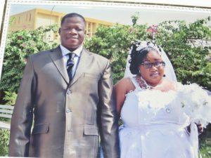 Le couple Ouédraogo. Monsieur Souleymane et son épouse Safiatou