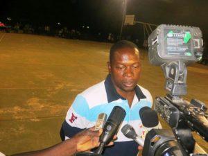 Monsieur Abraham  Bayili dit Crocheto journaliste sportif et culturel, promoteur de l'activitée