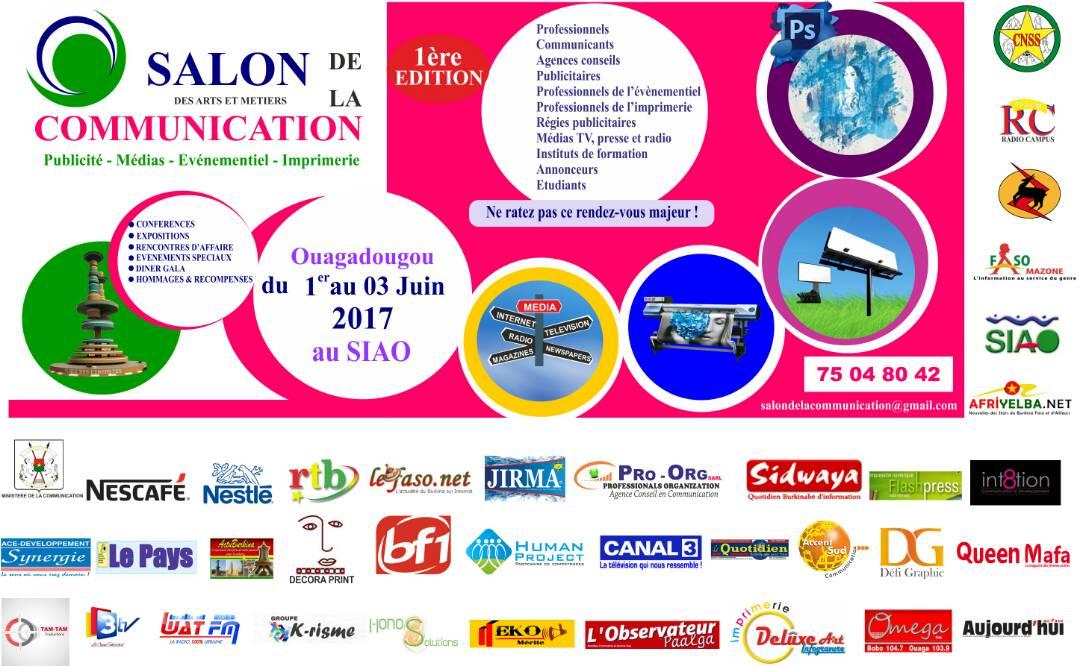 SALON DE LA COMMUNICATION DES ARTS ET METIERS
