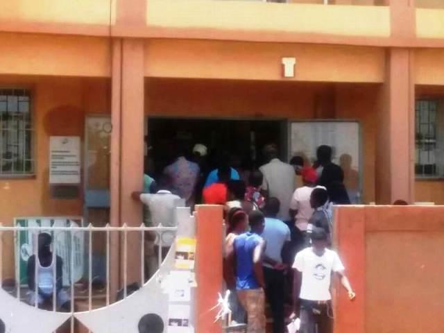 La SONABEL à la ZAD de Ouagadougou