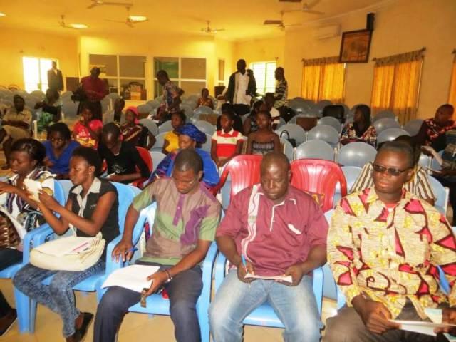 Les participants à cette rencontre