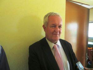Monsieur Jean Luc Penot responsable de la formation continue