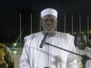 Le représentant du grand imam de Ouagadougou