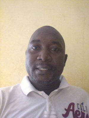 M. Boukary KIEMA, Président de l'association des étudiants handicapés