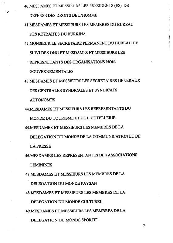 CEREMONIE OFFICIELLE.CONVOCATION CORPS CONSTITUES. OBSEQUES SALIFOU DIALLO-7