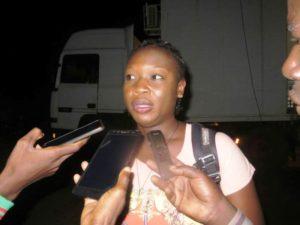 Aicha Ouédraogo, Chargée de projet du RAJS