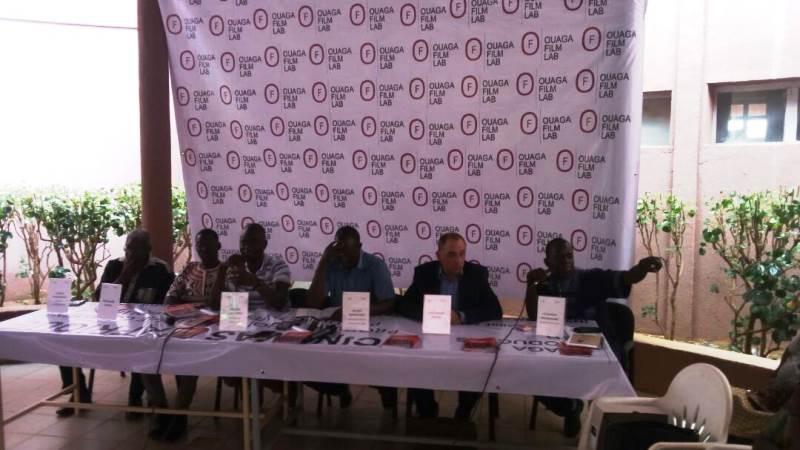 Les promoteurs de Ouaga Film LAB