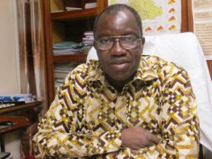 Robert Bibia Sangaré, DG du Centre Hospitalier Universitaire Yalgado OUEDRAOGO