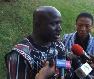 Mr Urbain Yameogo président du CIFDHA