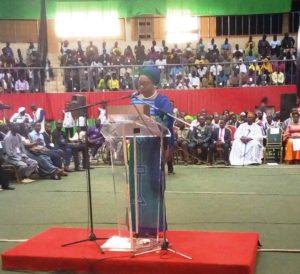 Madame la ministre de la femme, de la solidarité nationale et de la famille, Marie Laure Marshall/Ilboudo : « Ensemble, pour un développement inclusif au Burkina Faso »
