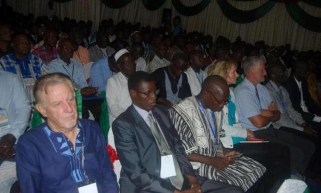 Les invités au séminaire national sur le développement du sport