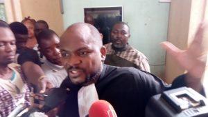 Me Batibié Bénao, avocats de Naim Touré