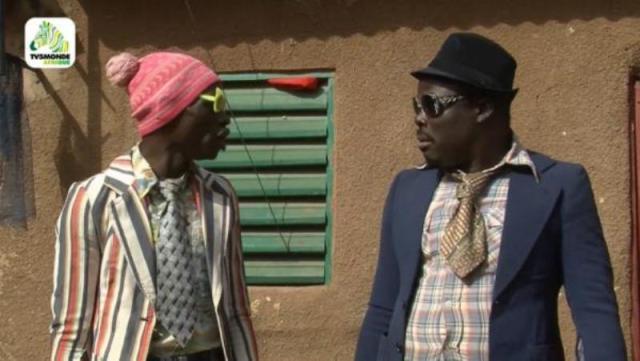 « Les Bobodiouf », série burkinabè produite par Côte Ouest et diffusée sur TV5 Monde Afrique. TV5 Monde Afrique