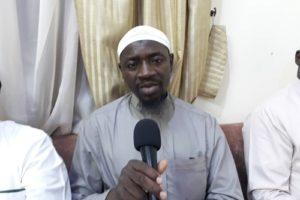 Président Zoundi Ilboudo Abdoul Moumine