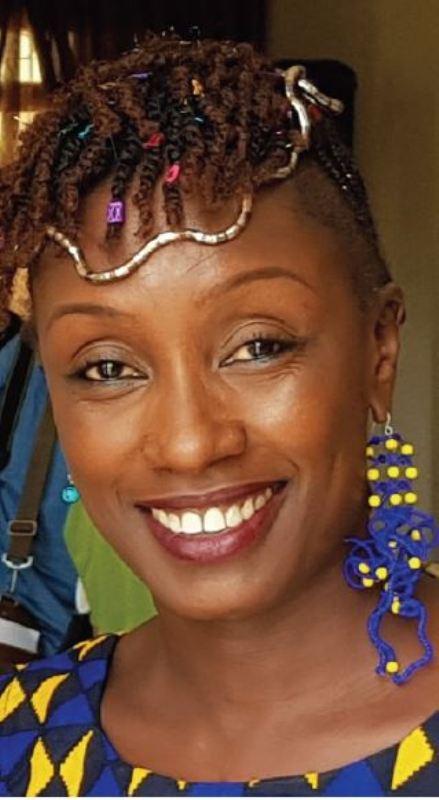 Maimouna. NDIAYE, comédienne de cinéma