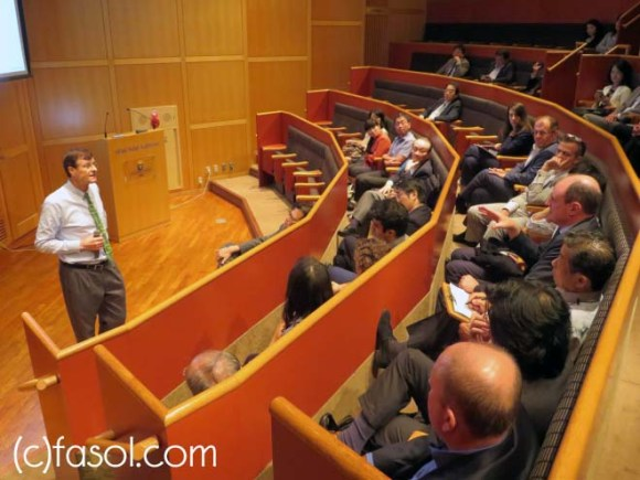 "Gerhard Fasol ""Corporate governance reforms in Japan"" Embassy of Sweden on 6 October 2016"