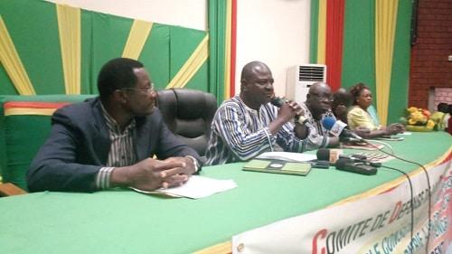 Sécurité-CDR-Burkina