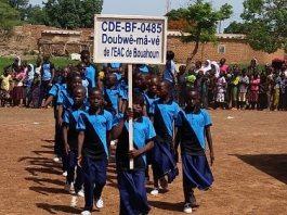 Journée-de-l'enfant-africain-le-cluster-Boromo-Pa-Houndé-commémore-sa-deuxième-édition