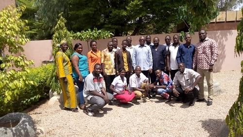 Kaya-IMVSS -entend -faire –des- journalistes –des- défenseurs –de- l-environnement