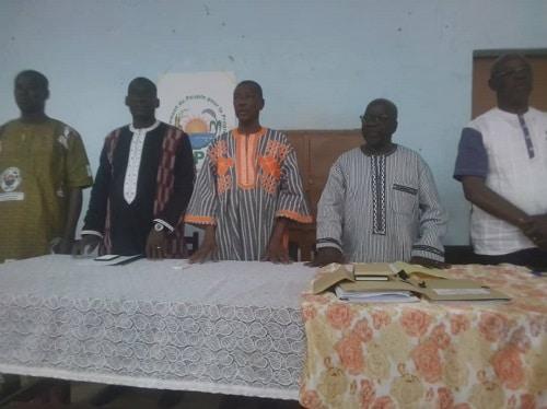 Bougouriba- simon-Compaoré-à-la-rencontre-des-membres-du MPP