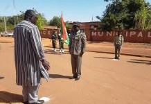 Koudougou- Patrice –Bonkoungou-nouveau- directeur –de- la- police -municipale