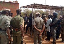 Burkina-centre-nord-ministre-sécurité-visite