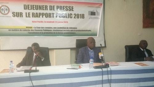 Burkina-cour-compte-rapport-2018