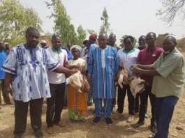 Commune- de- Poa - l'ONG- CIAI -s'engage –pour- l'autonomisation- financière- des- femmes