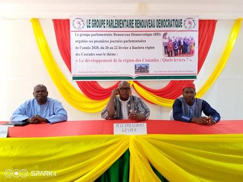 Banfora- le -groupe -renouveau -démocratique –tien- sa -5e -journée -parlementaire