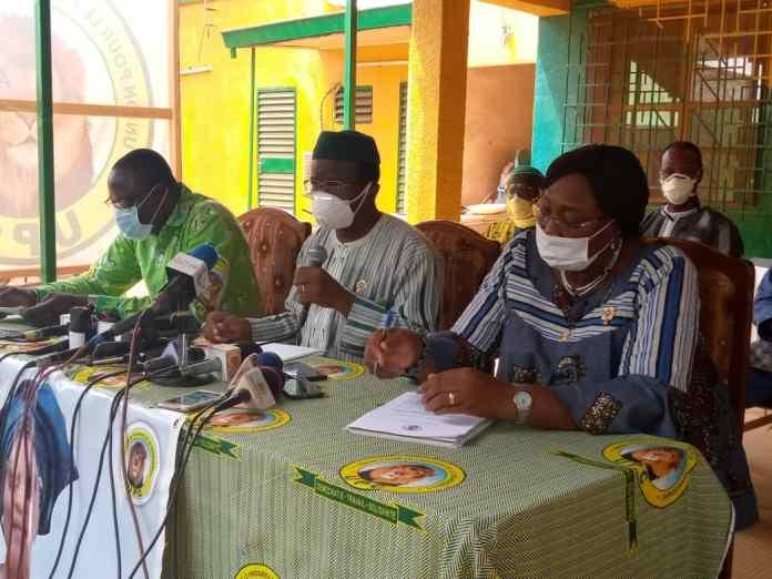 COVID-19-Burkina - le -gouvernement -a -menti -5- fois