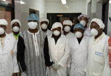 COVID-19 – bientôt- des- tests- rapides- à- Ouagadougou
