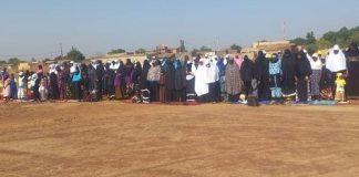 Ramadan –à- Diébougou -les –musulmans- ont- prié- à –la- maison