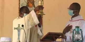 Ascension -à -Gaoua – les- fidèles- catholiques- se- retrouvent- enfin