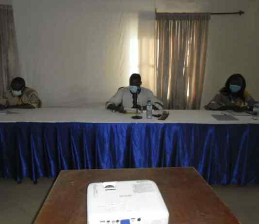 Bazèga : le- RPE- renouvelle- le –bureau- de –la- coordination