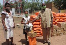Covid -19 -l'association -AZLY –au- secours –des- personnes –vulnérables- à -Nobéré