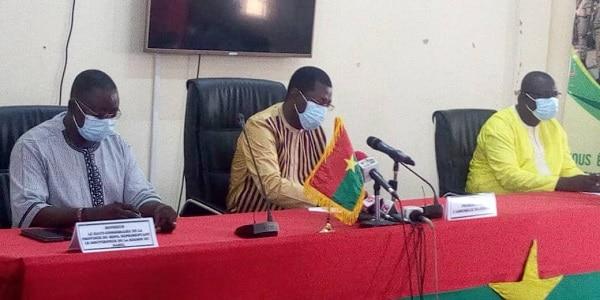 Lutte -contre -l-insécurité -« -Et -si -la -solution -résidait -en -nous -?» s-interroge- Bala- Sakandé