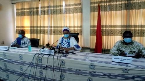 rapport- d-OXFAM- sur- les- femmes- déplacées- Marchal- Ilboudo- s-explique