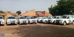 Santé- 300- ambulances- pour- améliorer -l'offre –de- soin -au –Burkina- Faso