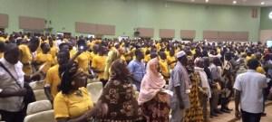 Le mouvement soleil d'avenir a tenu son congrès statutaire le 26 juillet 2020 à Bobo Dioulasso. Au cours de ce congrès, le candidat du parti pour l'élection présidentielle, Abdoulaye SOMA a prêté serment devant les doyens et les militants.