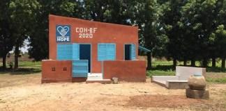 Burkina-éducation-convoy-hope-kombissiri