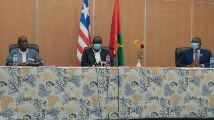 Coopération-le -Libéria -a –désormais- un -consulat -au -Burkina