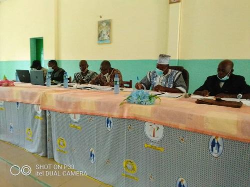 Diébougou-le –comité- de- gestion- de- COOPEC-GALOR -dresse - le -bilan –de- ses- activités